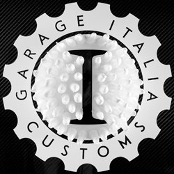 Luca Moretto, Logo Garage Italia Customs